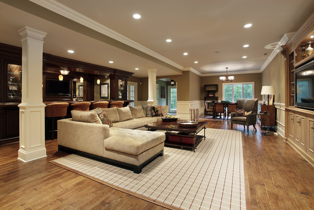 Top 3 reasons to remodel your basement